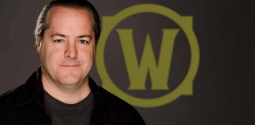 El productor ejecutivo de World of Warcraft se convierte en el presidente de Blizzard