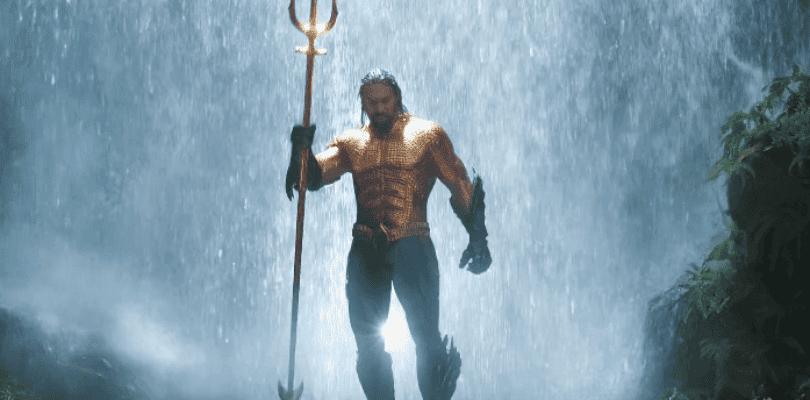 El poder de Atlantis resurge en el espectacular nuevo tráiler de Aquaman
