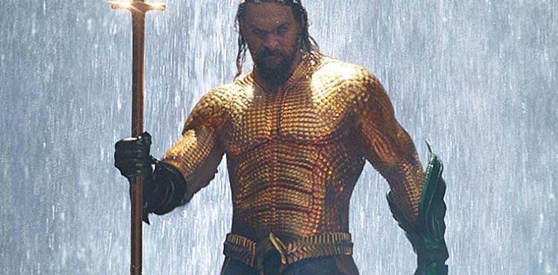 Aquaman adelanta su estreno en China dos semanas con respecto a Estados Unidos