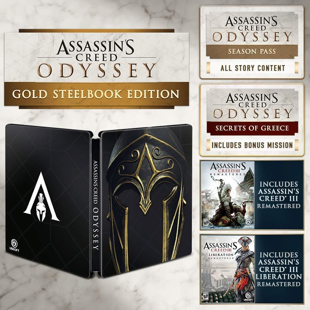 assassins creed odyssey gold editionfull unlocked - 1000×1000