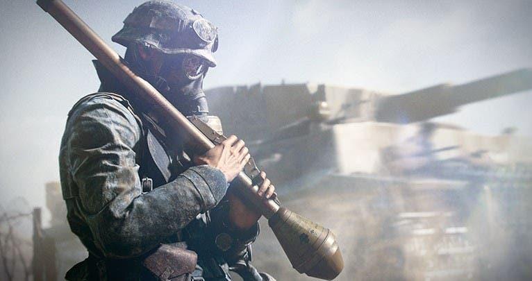 Imagen de DICE señala todas las armas y vehículos de Battlefield V en el lanzamiento