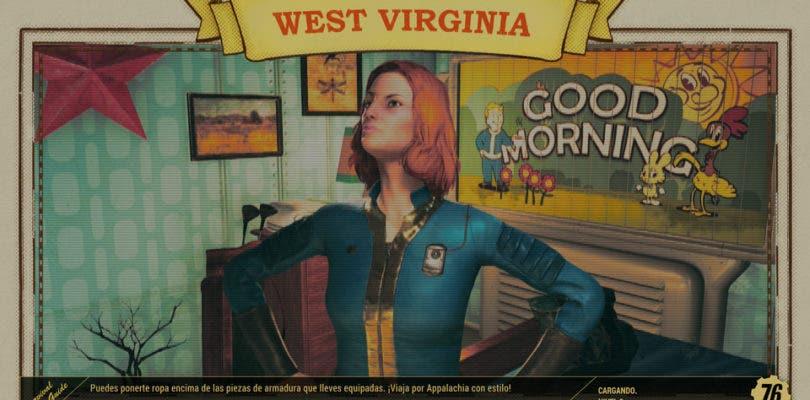 Se muestra la tienda atómica de Fallout 76 donde canjear nuestros átomos