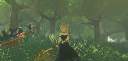 La querida Bowsette se cuela en Zelda: Breath of the Wild