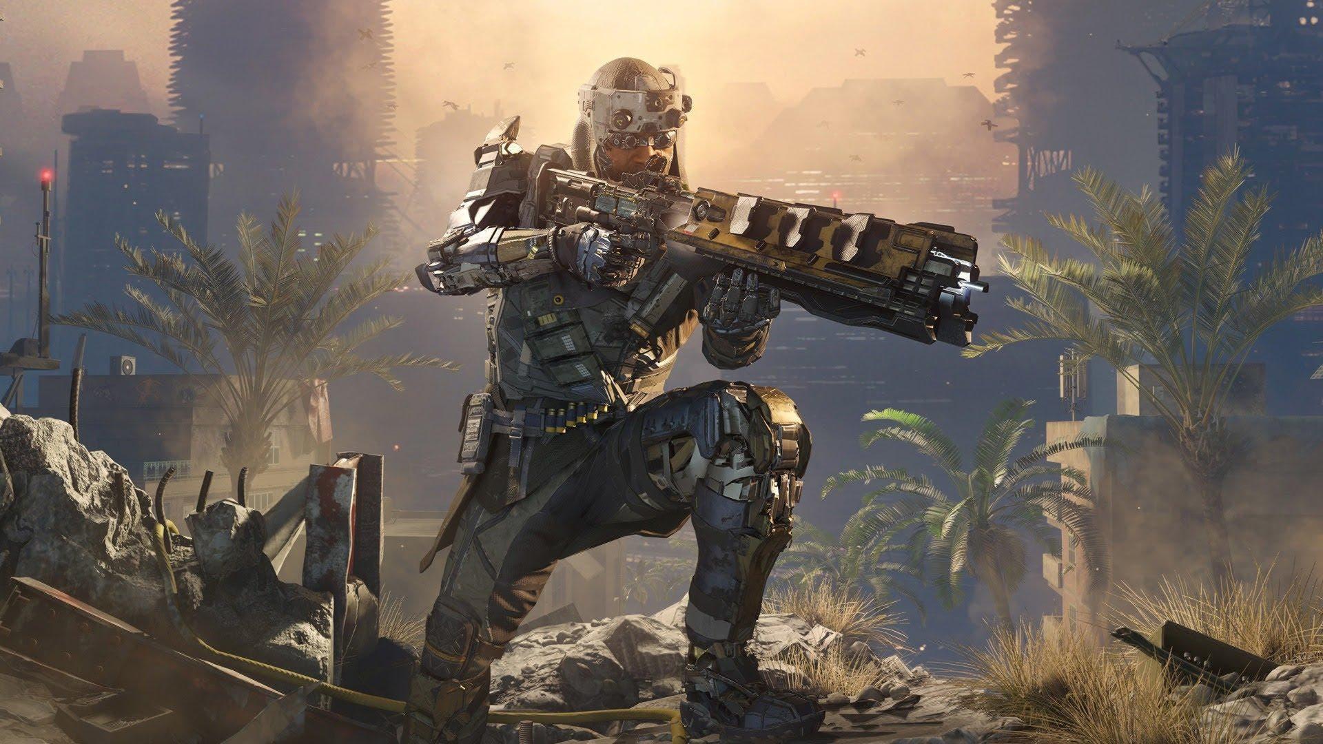 Imagen de Call of Duty: Black Ops 4 ofrece un tema dinámico gratuito para PlayStation 4