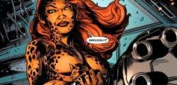 Kristen Wiig da clases de autodefensa en las nuevas imágenes de Wonder Woman 1984