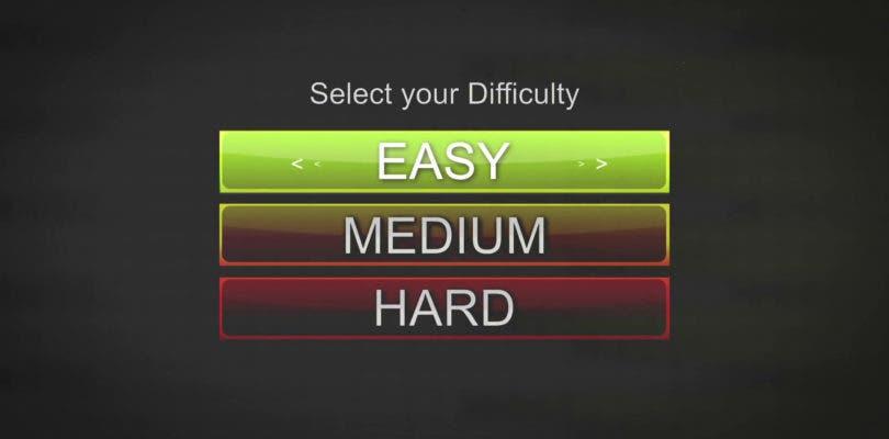 Jugar en fácil es de perdedores: Una aproximación a la dificultad en los videojuegos