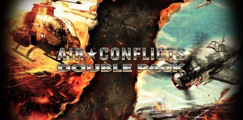 Air Conflicts Double Pack aparece listado para Nintendo Switch