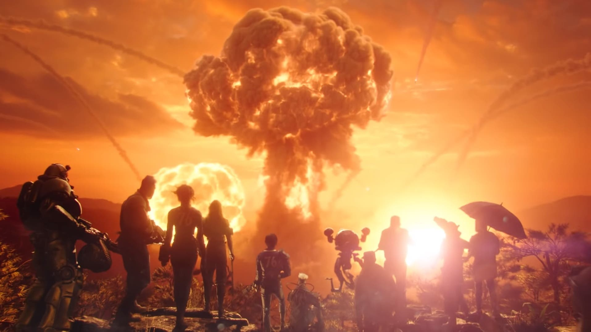 Imagen de Fallout 76 anuncia un fin de semana de juego gratuito para todos