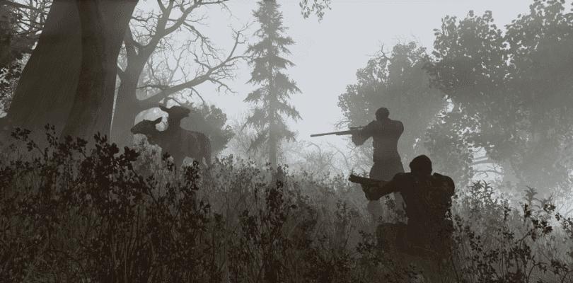 Fallout 76 se actualiza con un primer parche de casi 50 GB en PlayStation 4