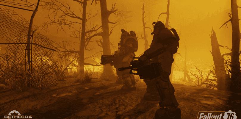 Se confirman las horas de la beta de Fallout 76 en Xbox One