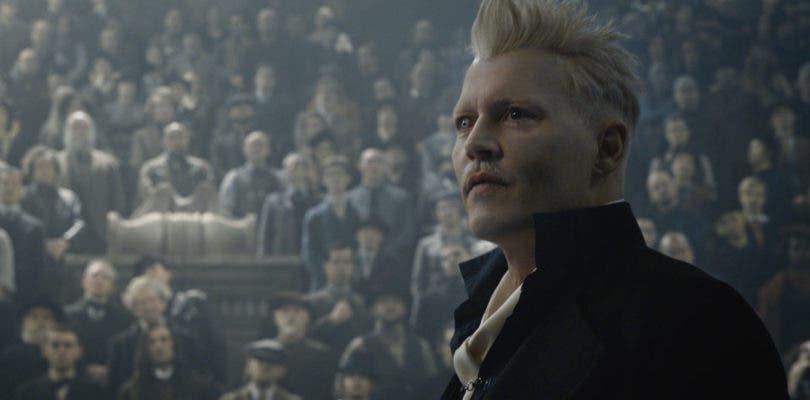 Rowling ignora la polémica y mantendrá a Johnny Depp en Animales Fantásticos 3