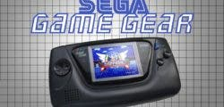 Emplean una Game Gear como pantalla de PlayStation 4 y Xbox One