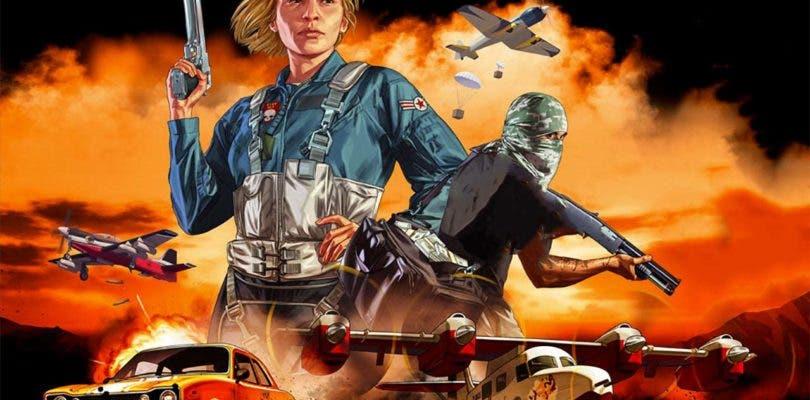 GTA Online: Smuggler's Run nos trae doble GTA$ y RP en misiones