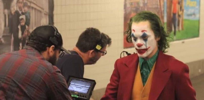 Primer vistazo a Brett Cullen como Thomas Wayne en el set de Joker