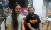 Charlamos con Juan Peralta y Nacho Carretero, desarrolladores de Eternum EX