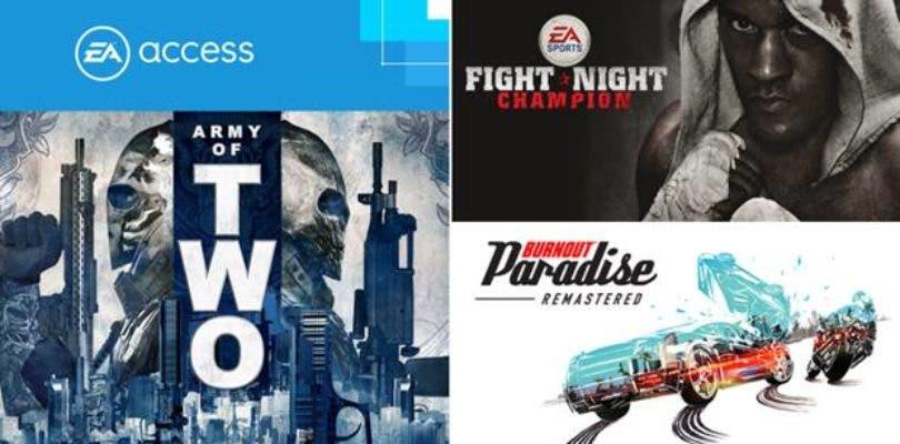 EA anuncia los juegos que llegarán a The Vault este mes de octubre