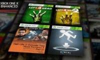 4 nuevos juegos de Valve de X360 están optimizados para Xbox One X