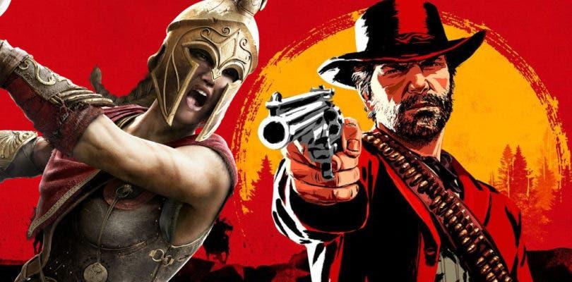De Assassin's Creed Odyssey a Red Dead Redemption 2, los lanzamientos de octubre