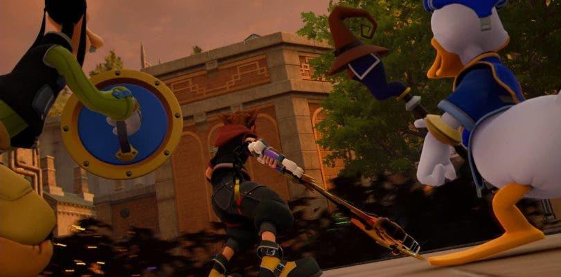 Kingdom Hearts III presenta a sus personajes en un nuevo tráiler