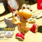 Koopa Paratroopa se luce en el nuevo tráiler de Mario Tennis Aces