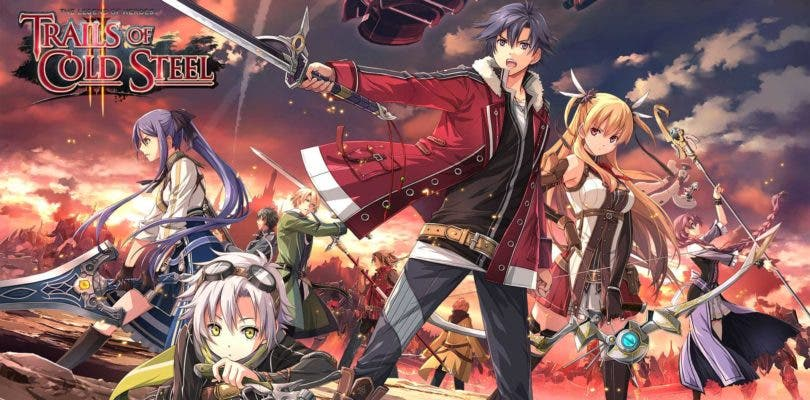 The Legend of Heroes: Trails of Cold Steel I Y II llegarán a occidente en PlayStation 4