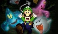 El lanzamiento de Luigi's Mansion no destaca en su estreno japonés