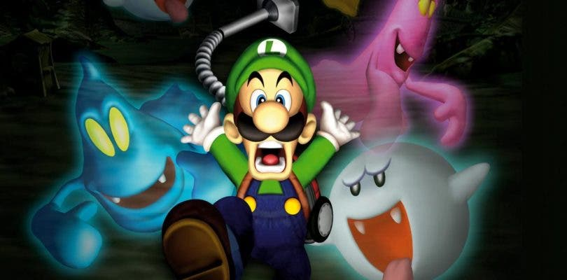 Las versiones de GameCube y 3DS de Luigi's Mansion frente a frente