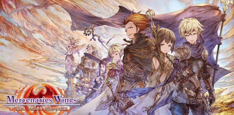 Mercenaries Wings llegará a occidente en Nintendo Switch el próximo noviembre