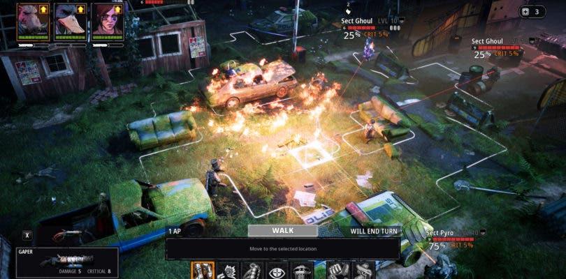 Mutant Year Zero: Road to Eden se muestra en un nuevo gameplay