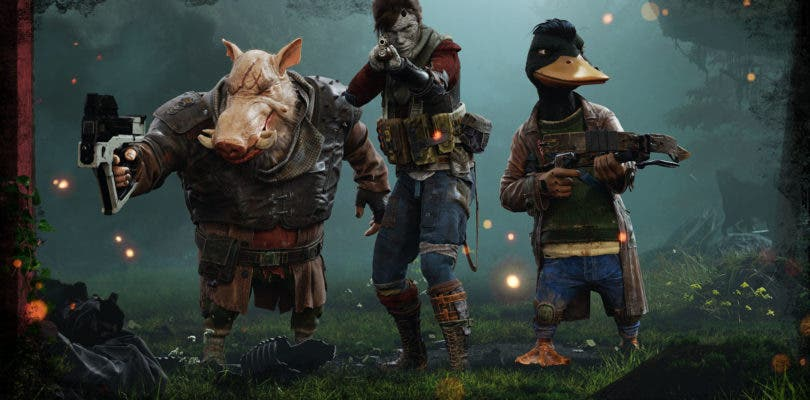 5 razones para no perder de vista Mutant Year Zero: Road to Eden
