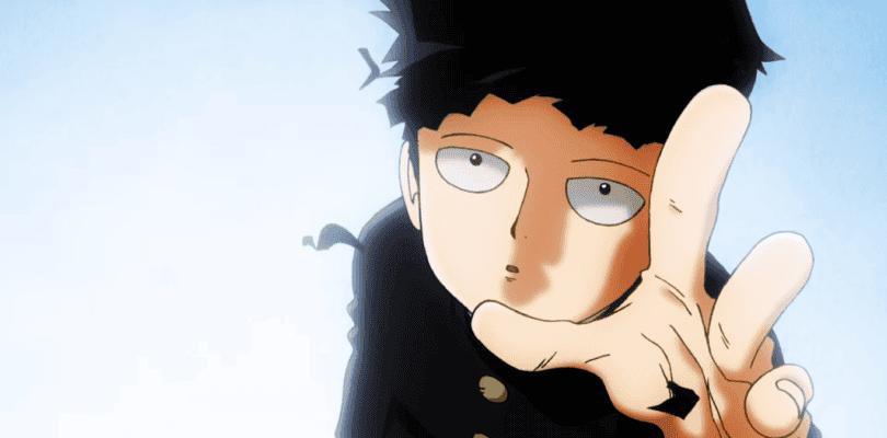 La segunda temporada de Mob Psycho 100 se preestrenará en la Anime NYC