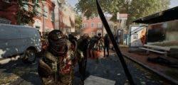 OVERKILL's The Walking Dead para PC muestra su tráiler de lanzamiento