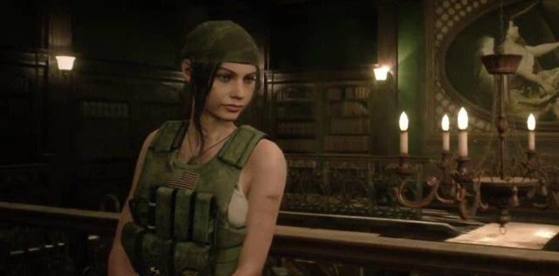 Así luce Claire en su atuendo militar en Resident Evil 2 Remake