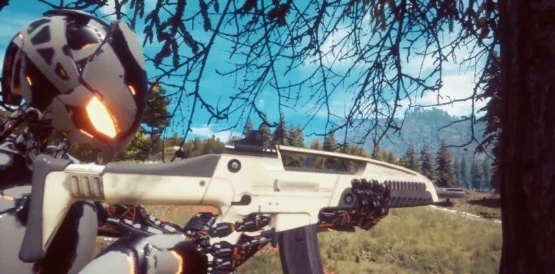 El battle royale futurista Proxima Royale anuncia beta cerrada