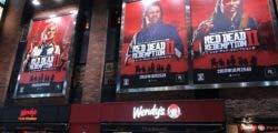Rockstar apuesta por el mercado japonés con una gran campaña de marketing de RDR2
