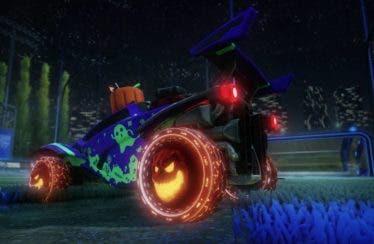 Rocket League ya calienta motores para su evento de Halloween