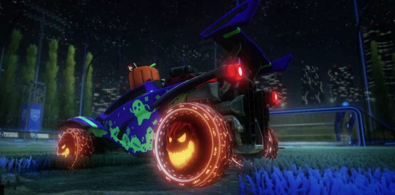 Rocket League ya calienta motores para su evento de Halloween