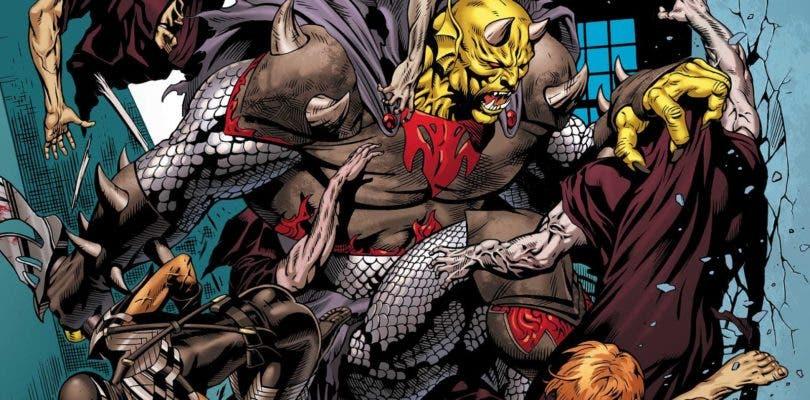 CBS está desarrollando Secret Six, nueva serie de DC Comics