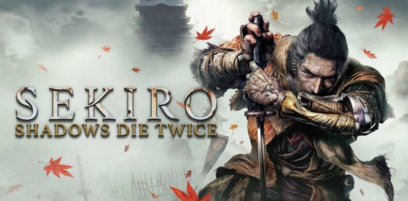Sekiro: Shadows Die Twice es el clímax del nuevo vídeo de las obras de FromSoftware