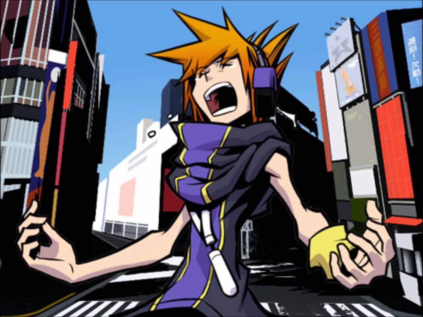 Imagen de Análisis de The World Ends With You -Final Remix-