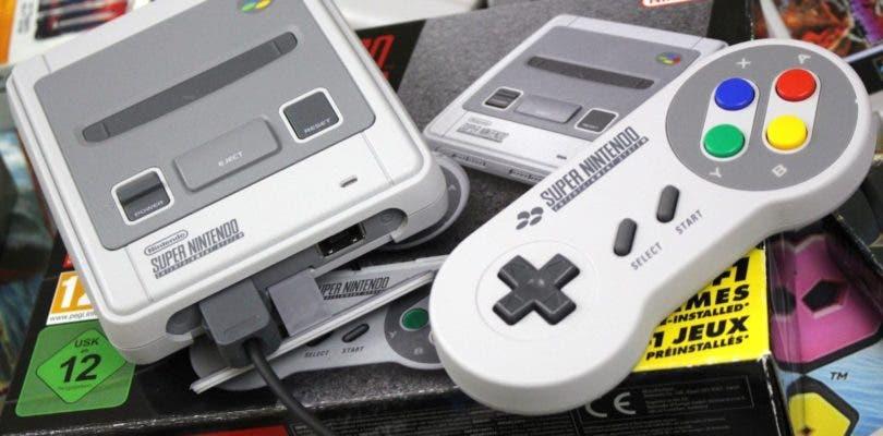 Nintendo ha distribuido 13,4 millones de unidades de NES Mini y SNES Mini