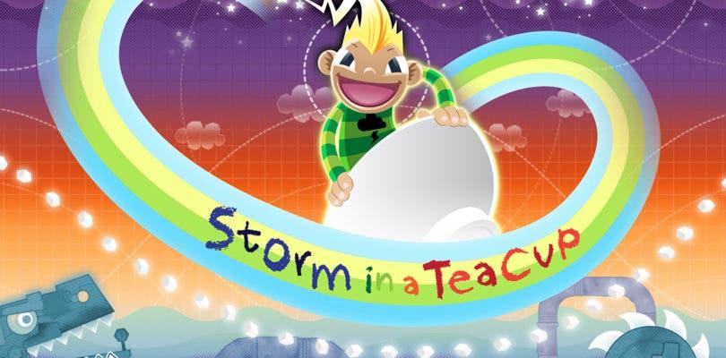 Storm in a Teacup muestra su tráiler de lanzamiento para Nintendo Switch