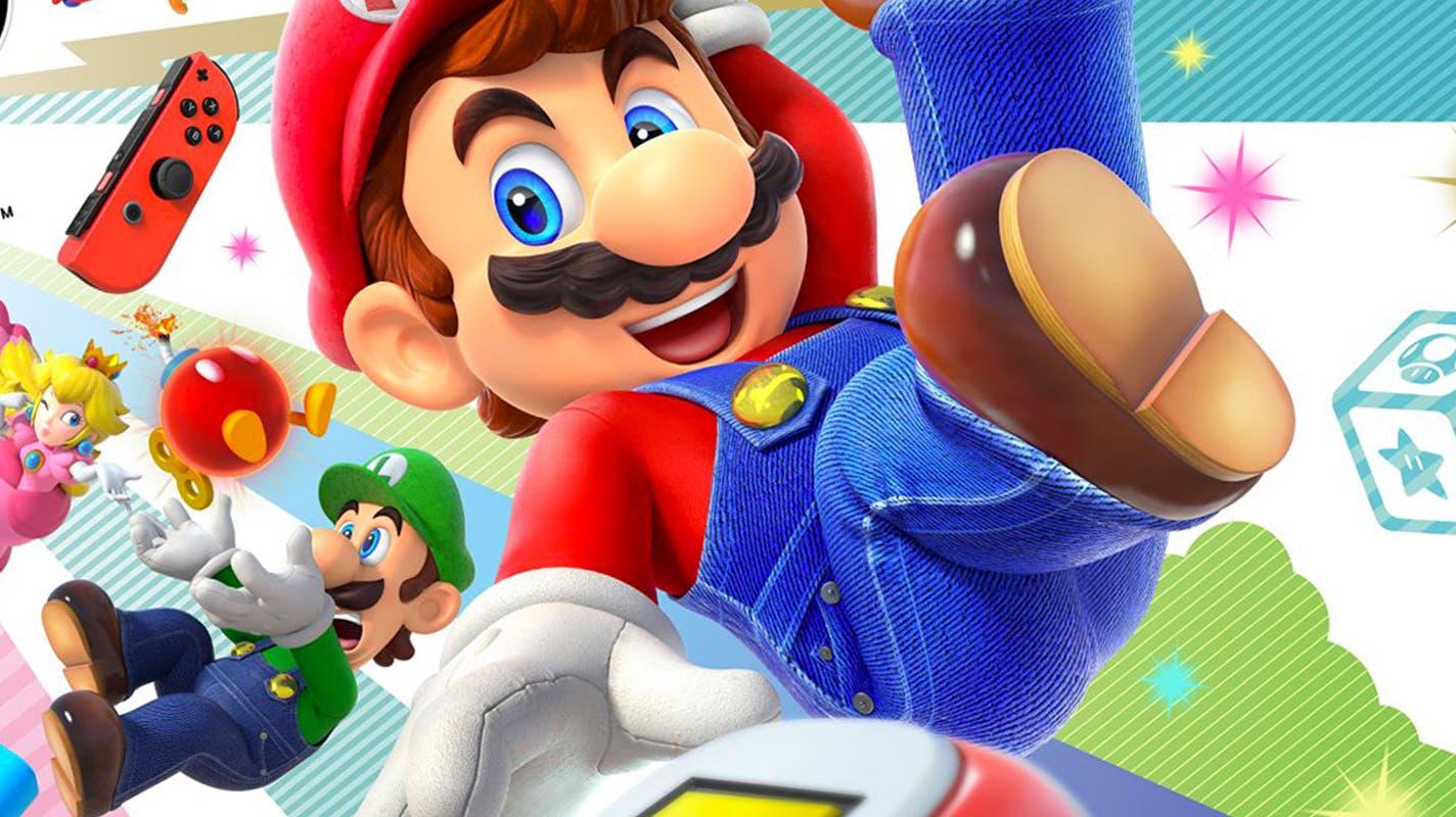 Imagen de Análisis Super Mario Party