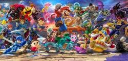 El evento campeo-NES de Super Smash Bros. ya disponible
