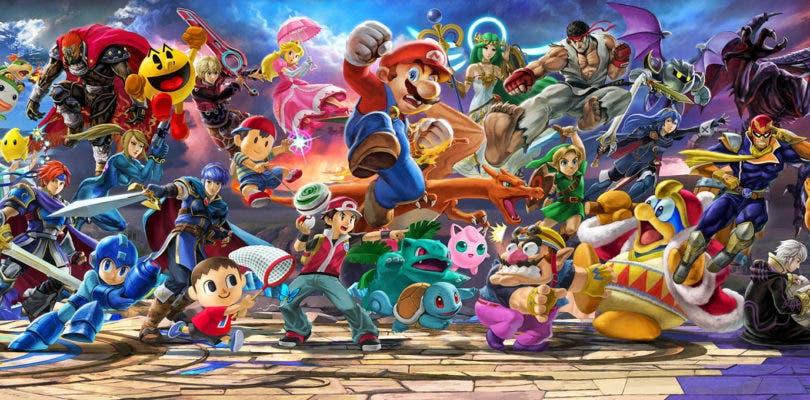 Se podrían haber filtrado los últimos personajes de Super Smash Bros. Ultimate
