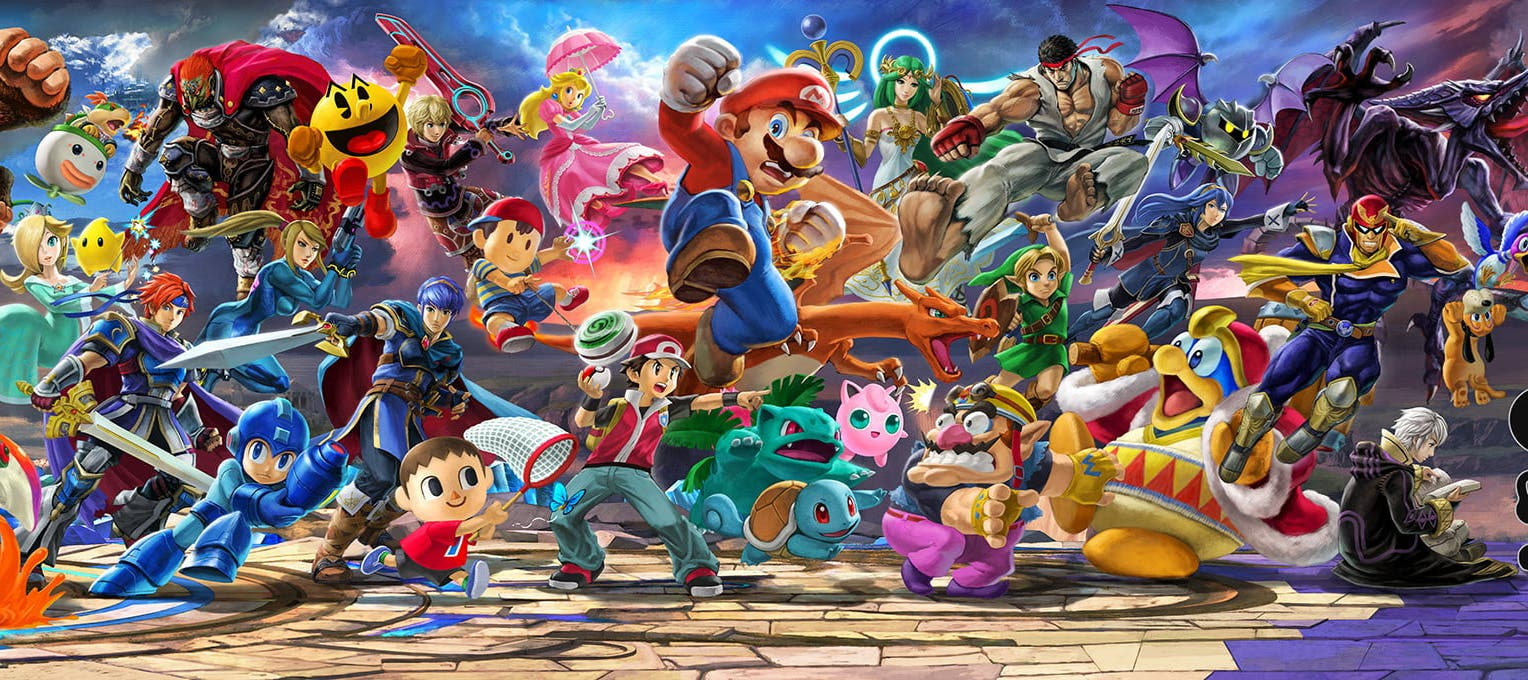 Imagen de El evento campeo-NES de Super Smash Bros. ya disponible