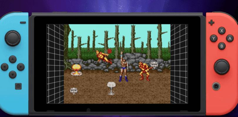 Sega Mega Drive Collection anuncia su fecha de lanzamiento en Nintendo Switch