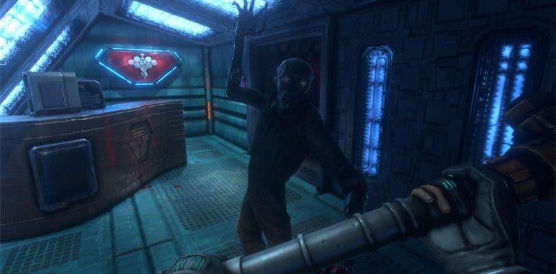 Nightdive muestra en vídeo cómo luce actualmente el reboot de System Shock