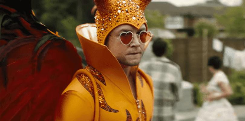 Fantasía y drogas en el primer tráiler de Rocketman, el nuevo biopic de Elton John