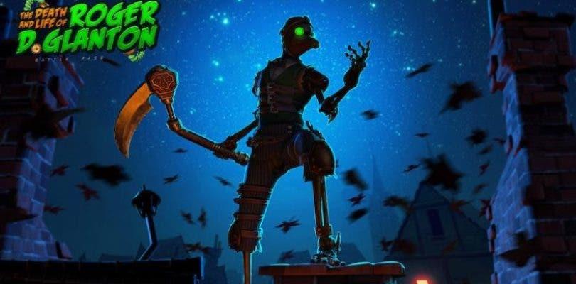 The Darwin Project presenta su evento de Halloween con pase de batalla incluído